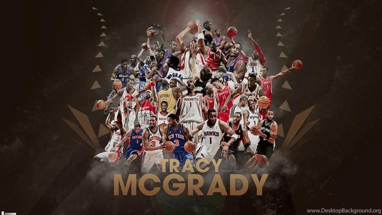 Tracy McGrady NBA Legends Wallpapers Streetball Desktop Backgrounds