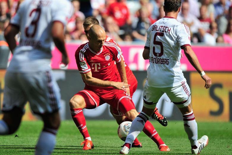 Matchday 20 1 FC N rnberg vs FC Bayern M nchen
