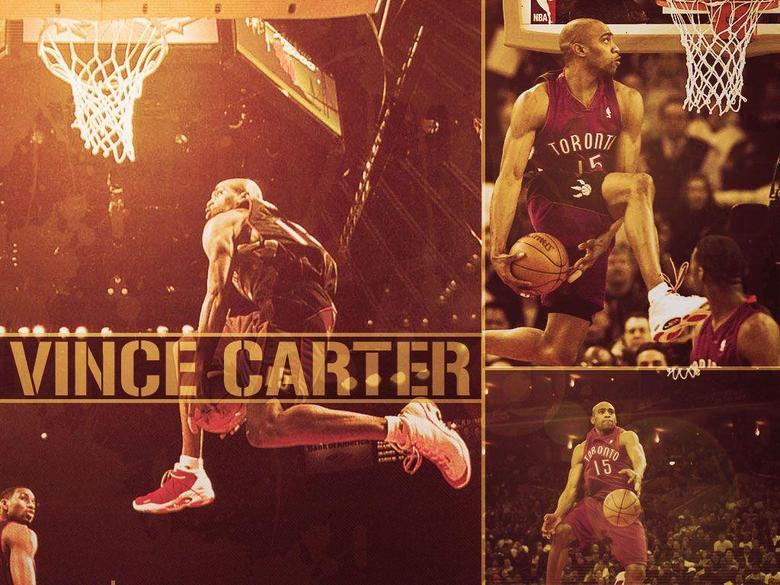 Vince Carter Between The Legs Dunk Wallpapers