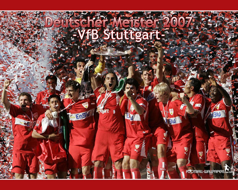 Vfb Stuttgart Trophy Wallpapers Wallpapers Players Teams Leagues