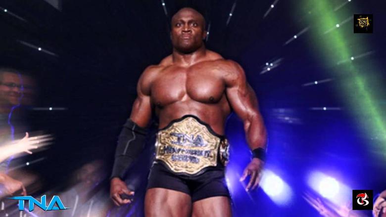 Impact Wrestling Heavyweight Champion Bobby Lashley Extends