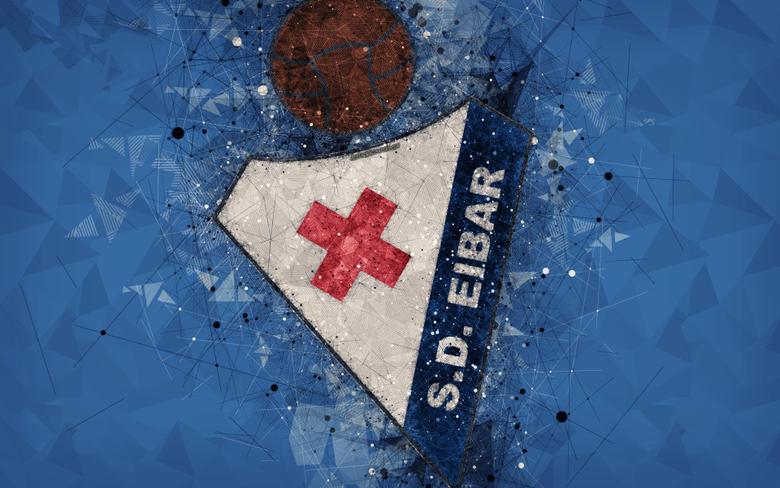 wallpapers SD Eibar 4k creative logo Spanish football