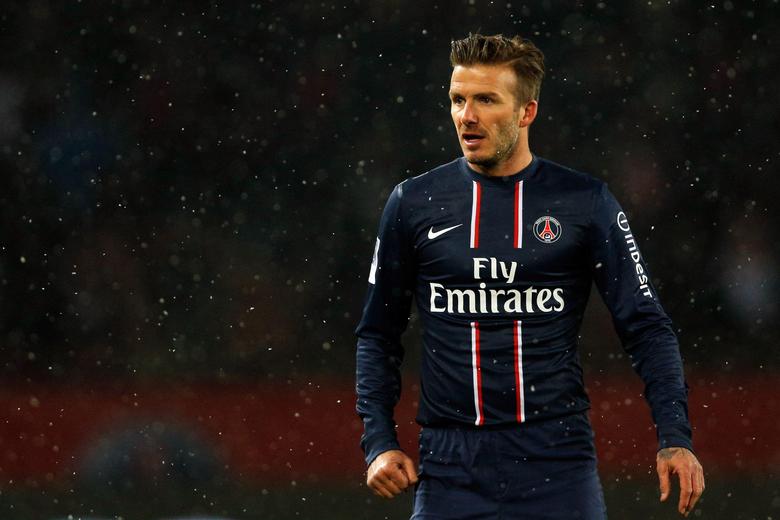 David Beckham PSG HD Wallpapers