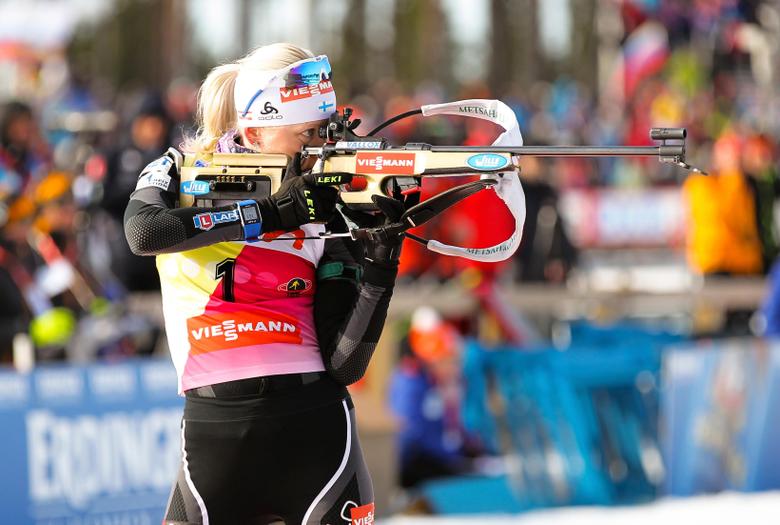 wallpapers kaisa makaraynen biathlon kappa HD Widescreen High