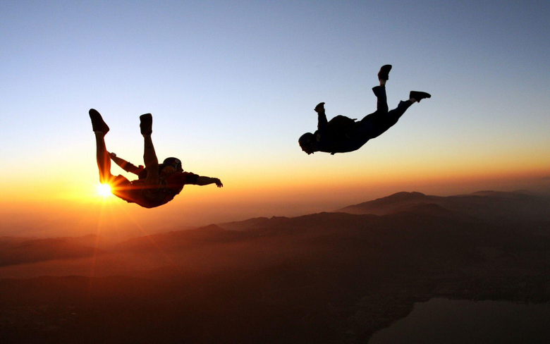 Skydiving Wallpapers 4