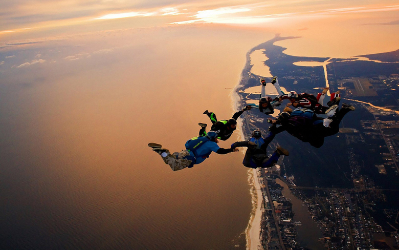 Skydive wallpapers