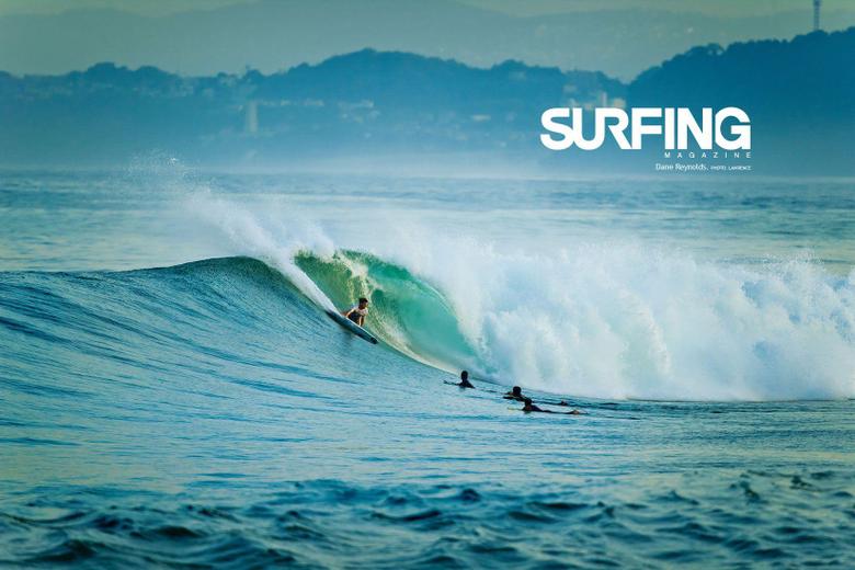 Dane Reynolds Surfing Mag Wallpapers