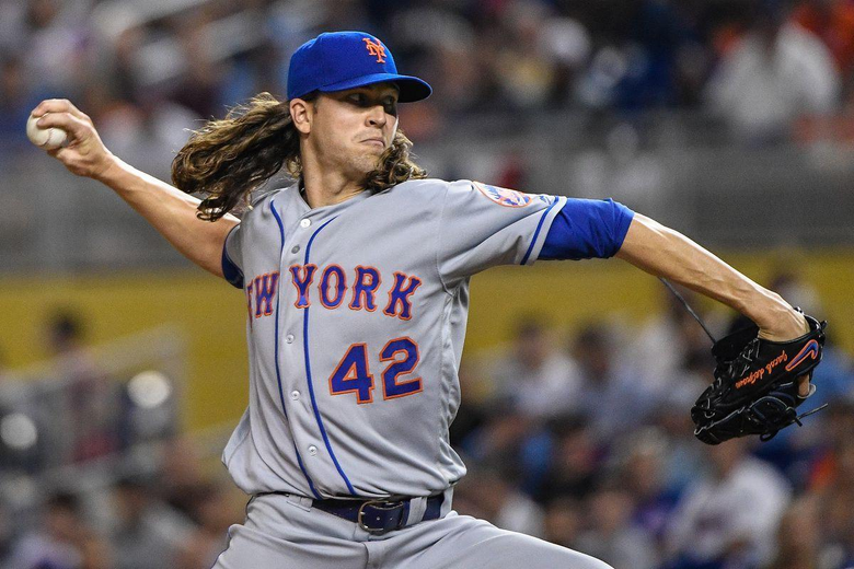 Jacob deGrom has changed his approach