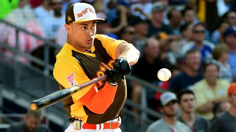 Giancarlo Stanton not Aaron Judge is top seed for Home Run Derby