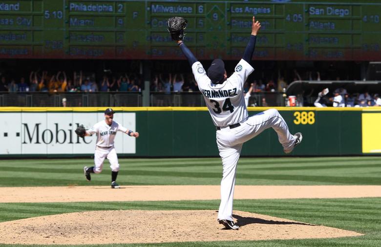 Felix Hernandez Named AL Pitcher of the Week From the Corner of