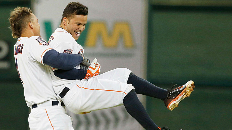 MLB Nightly 9 Astros win in walkoff fashion Reds Leake dominant