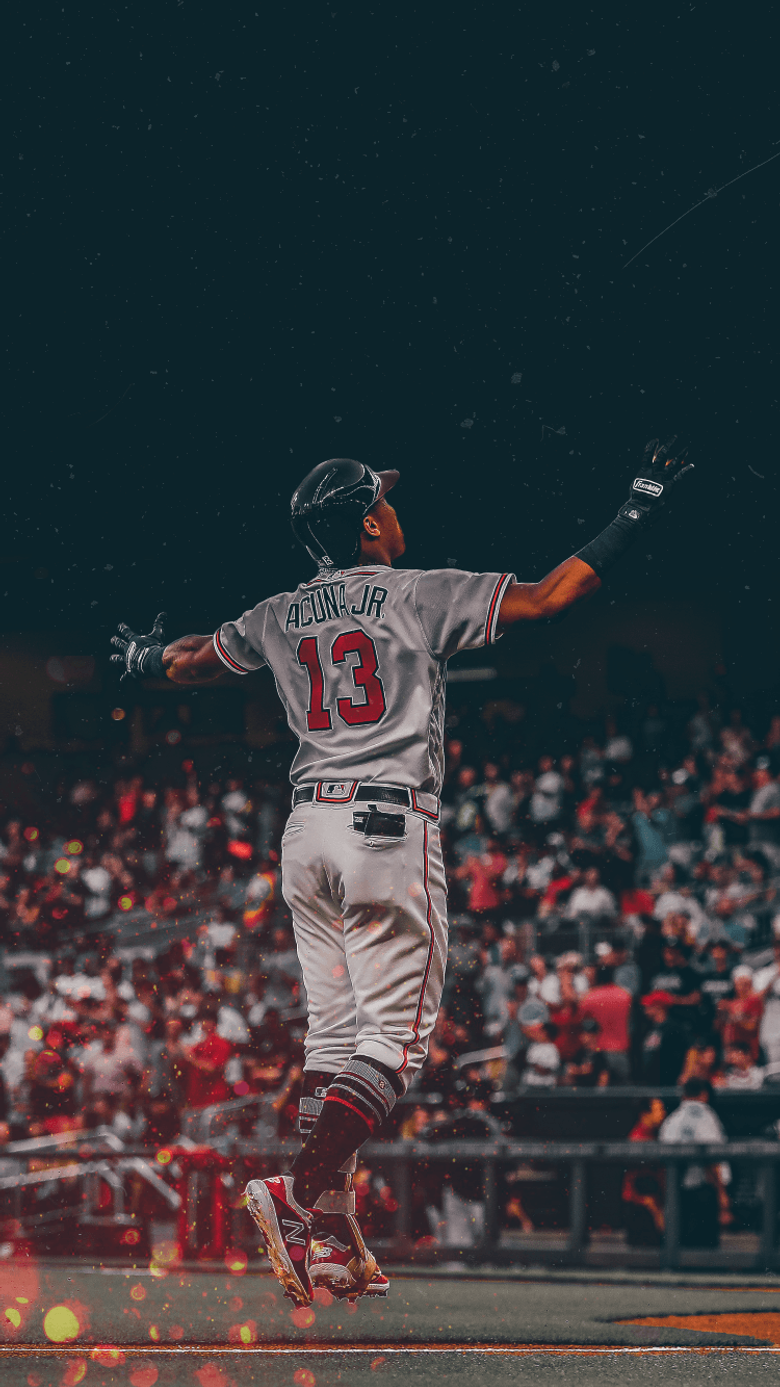 Ronald Acuña wallpapers Braves