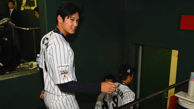 Japan s Babe Ruth Shohei Ohtani wants to pitch in MLB next
