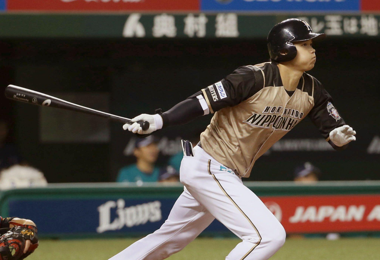 Shohei Otani To Be Agent This Winter Could Padres Be Players