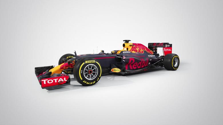 Wallpapers Red Bull RB12 Red Bull Racing Daniel Ricciardo Formula