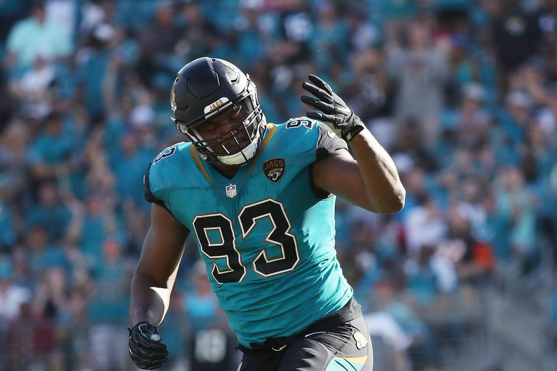 Calais Campbell is thriving and happy in Jacksonville with the