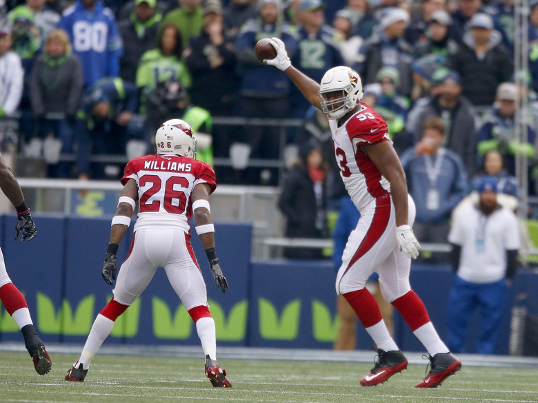 Calais Campbell could be heading to Denver not Jacksonville