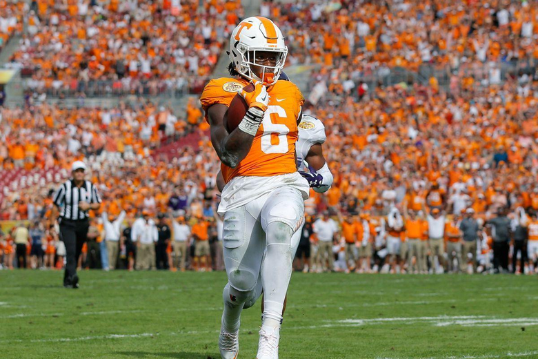 Alvin Kamara Drafted by New Orleans in Round 3