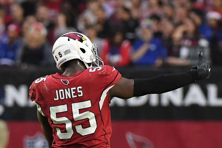 Bird Droppings Chandler Jones wants more Cardinals and the