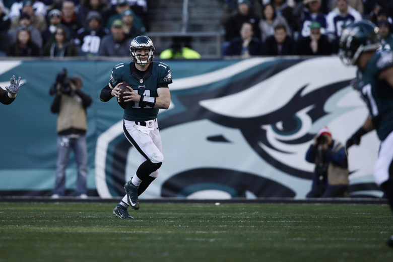 Staying sharp is Eagles QB Carson Wentz s top priority