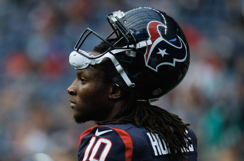 Hopkins Confident Approaching Matchup With Seahawks CBS Houston