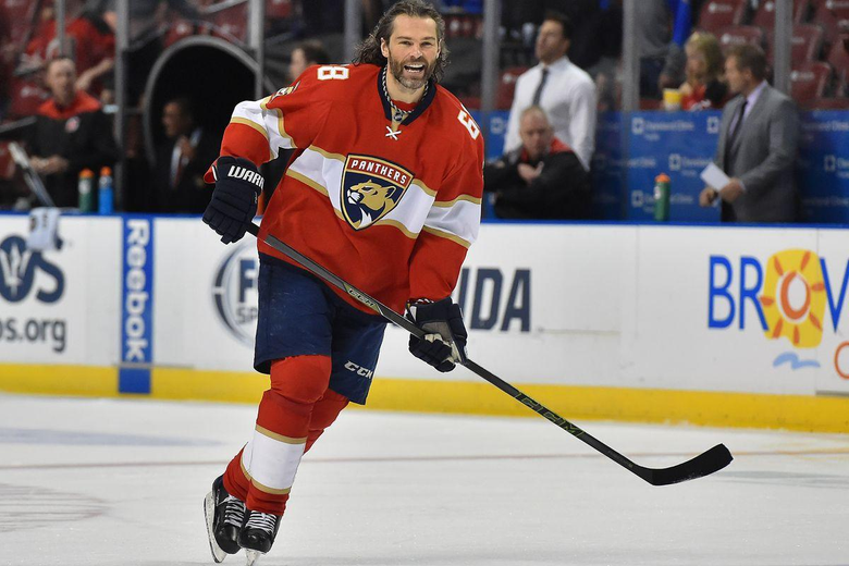 Could Jaromir Jagr be a fit in San Jose