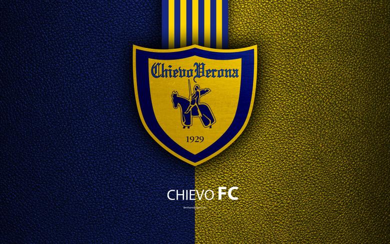 wallpapers Chievo Verona FC 4k Italian football club