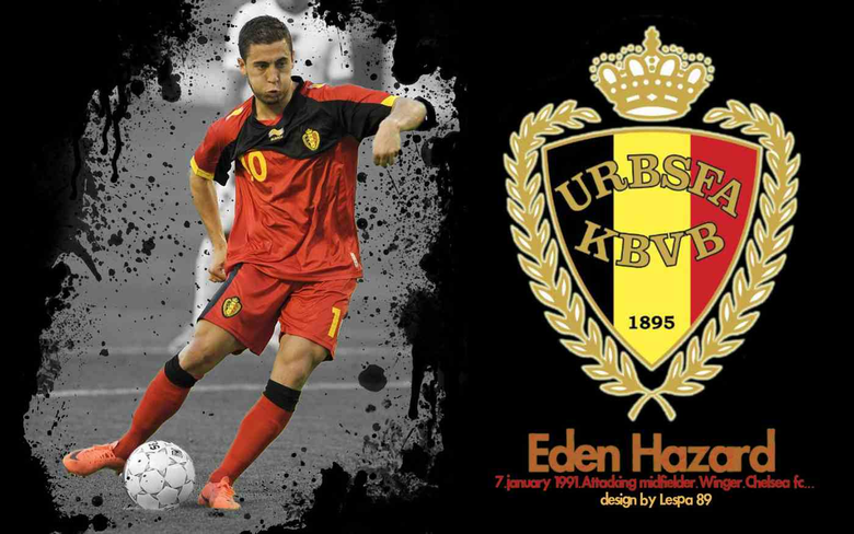 Eden Hazard Football Wallpaper Backgrounds and Picture