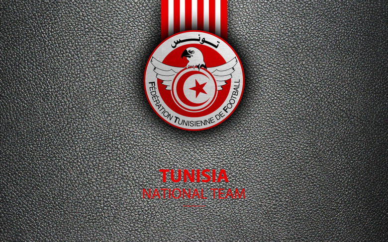 wallpapers Tunisia national football team 4K leather