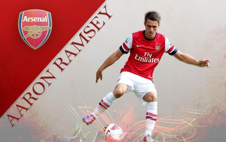 Aaron Ramsey Arsenal wallpapers HD 2016