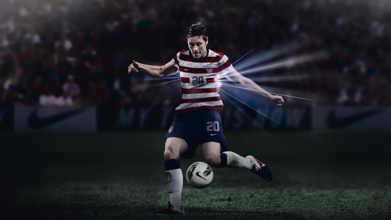 Abby Wambach named 2012 Women s World Player of the Year