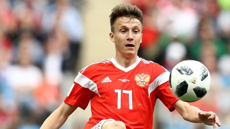 AS Monaco sign Aleksandr Golovin from CSKA Moscow in 26 5m deal