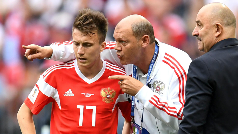 World Cup Betting Tips Oppose yellow cards when Russia take on