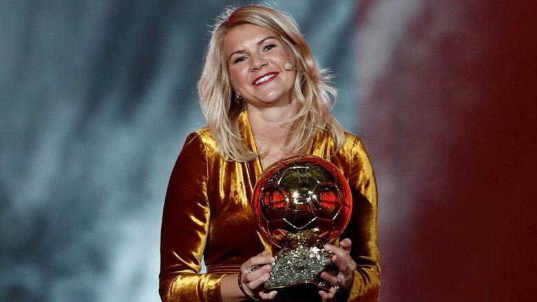 Soccer star Ada Hegerberg asked if she twerks at Ballon d Or awards