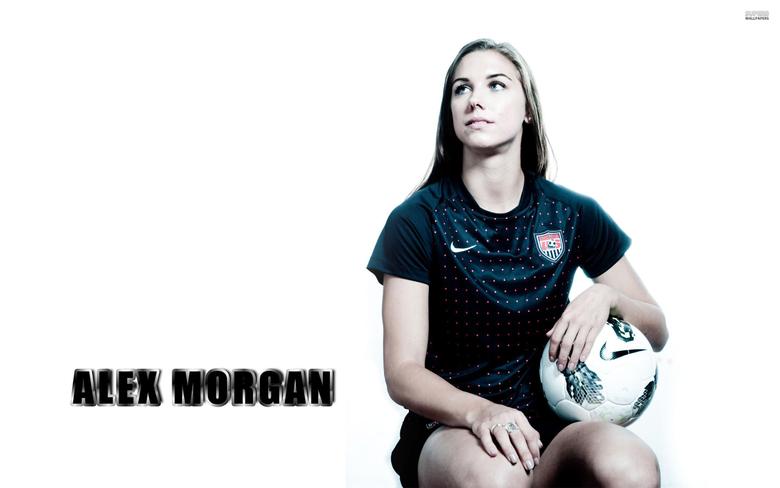 Alex Morgan Wallpapers High Resolution and Quality Alex Morgan