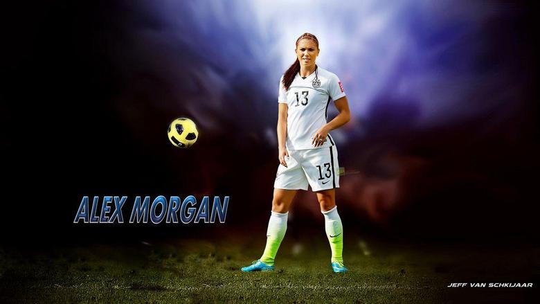 Alex Morgan Soccer Wallpapers 97569