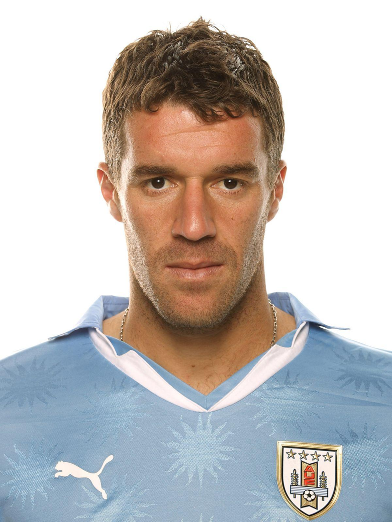 Scotti Andres Uruguay National Football Team 2014