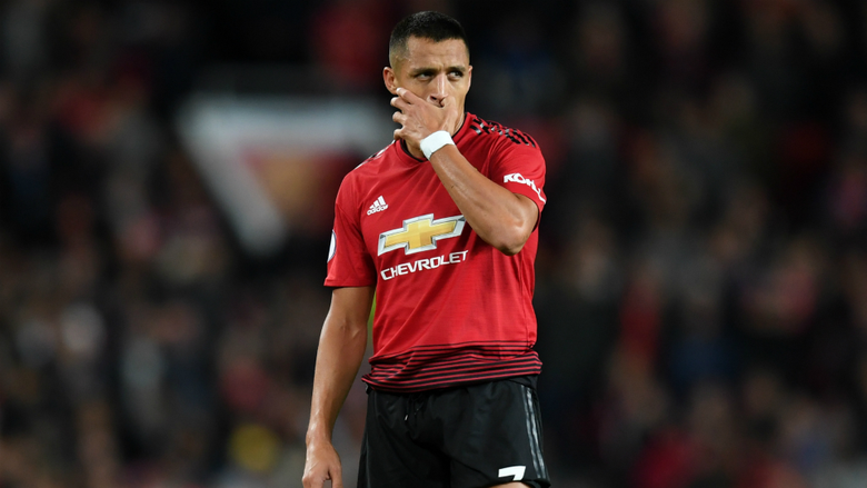 Time for Alexis Sanchez to step up for Manchester United