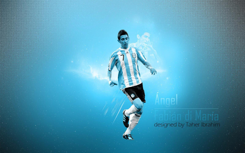 image about Angel Di Maria Wallpapers