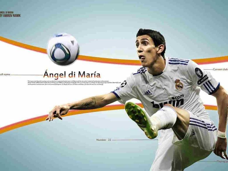 Angel Di Maria Best Player