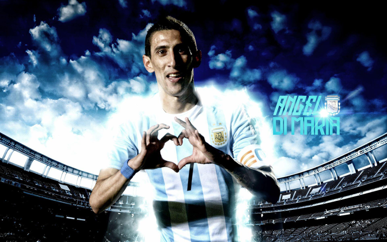 Angel Di Maria Wallpapers High Resolution and Quality