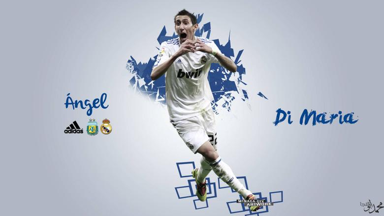 Ángel María Real Madrid Photo