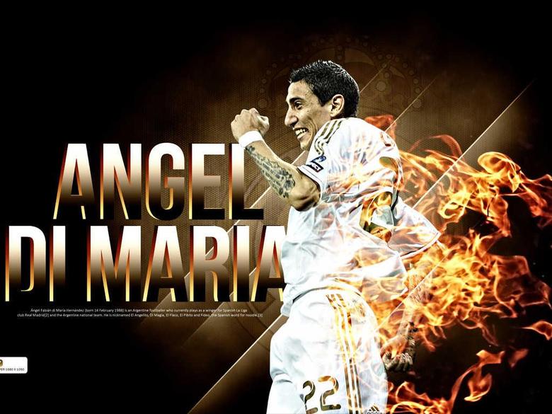 angel di maria wallpapers Real Madrid Sport HD Wallpapers