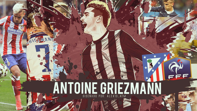 Madrid Antoine griezmann and Wallpapers
