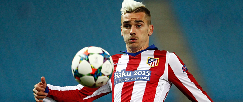 Wallpapers 2560x1080 Antoine griezmann Football player