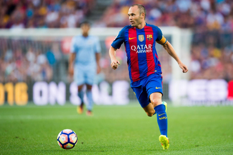 Andres Iniesta Wallpapers Image Photos Pictures Backgrounds