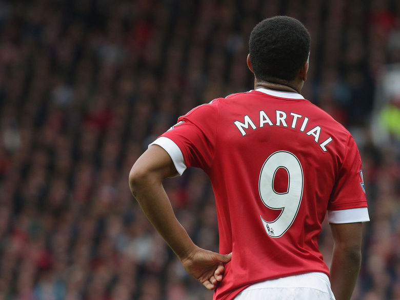 Anthony Martial Wallpapers online