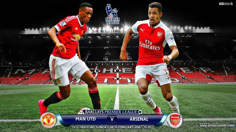 x1080 2016 Premier League Manchester United Arsenal Soccer