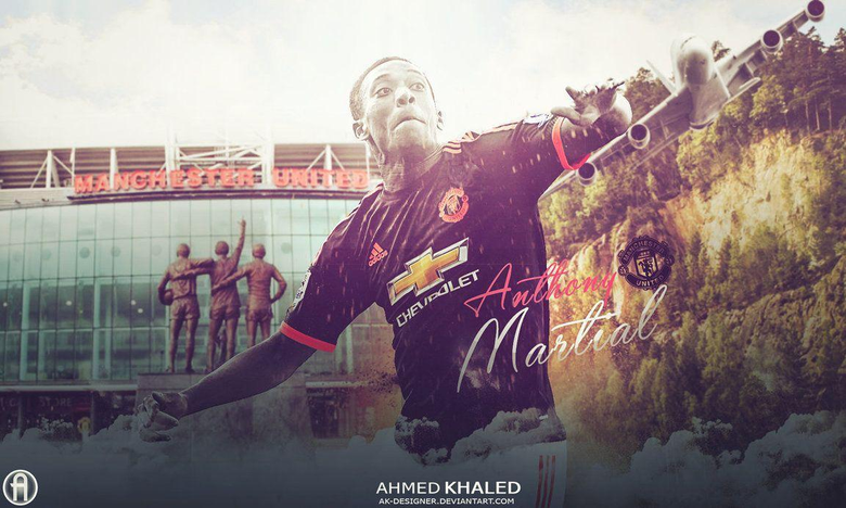 Anthony martial 2016 by AK