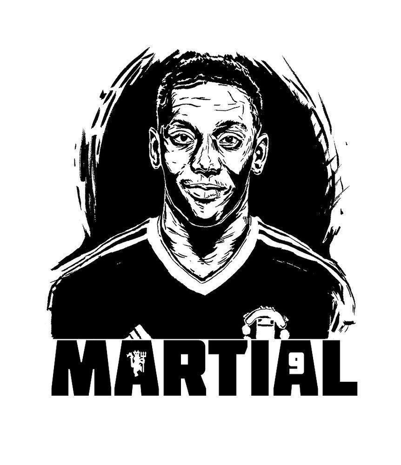 Anthony Martial Wallpapers